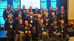 DSUSA Warfighter Sports crew.